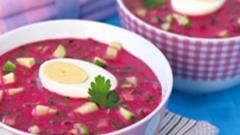 Какой суп приготовить на обед летом