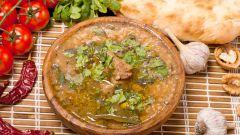 Какое первое блюдо можно приготовить из баранины