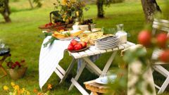 What products to buy for a picnic