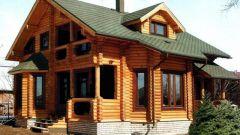Какая усадка у деревянного дома