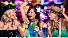 Как приготовить алкогольные коктейли для вечеринки