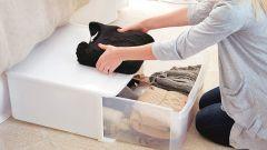 Где хранить вещи в малогабаритной квартире