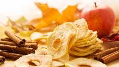Как приготовить чипсы из яблок
