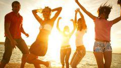 Как отдохнуть компанией на выходных летом