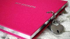 Зачем и как нужно вести психологический дневник