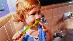 Учим ребенка гигиене
