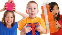Какие подарки дарить двухлетним детям