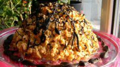 Как приготовить на праздник торт муравейник