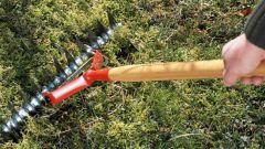 Как скарифицировать газон