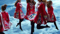 Как научиться танцевать ирландские танцы