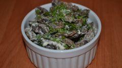 Как приготовить грибы синеножки
