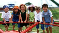 Упражнение на развитие хороших отношений между детьми