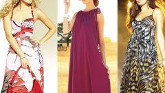Выбираем летние длинные сарафаны