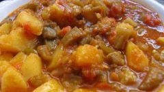 Как приготовить ароматное овощное рагу