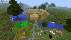 How to plant seeds in Minecraft