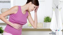 Как снимать тошноту при беременности
