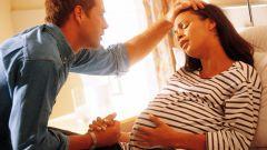 Первые признаки начинающихся родов
