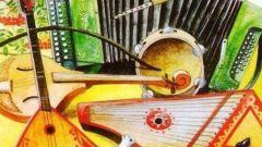 Какие музыкальные инструменты считаются народными