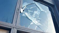 Как поменять стекло в окне