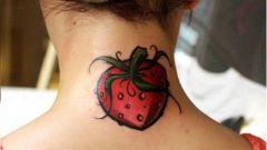 Какую татуировку сделать на шее