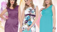 Как сшить летнее платье на беременную