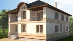 Как выбрать фундамент для дома из пеноблока