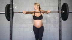 Какой вес можно поднимать беременной