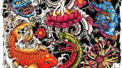 Японские татуировки и их значение