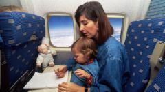 Перелет с детьми без проблем: полезные советы родителям