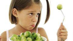 Почему дети отказываются от некоторых продуктов