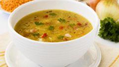 Как приготовить летний овощной суп с гречкой