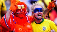 Какие сборные сыграют в матче за 3-е место на ЧМ 2014 по футболу в Бразилии