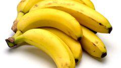 Как приготовить банановый сироп от кашля