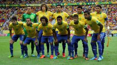 Стартовый состав сборной Бразилии на матч за 3-е место на ЧМ 2014 по футболу