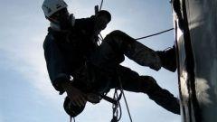 Что такое промышленный альпинизм