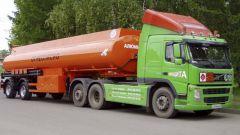 Как перевозят дизельное топливо