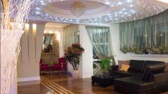 Как поменять лампочку в подвесном потолоке