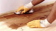 How to treat wooden floors