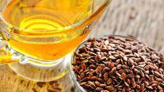 Как делают льняное масло