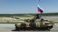 Какие танки сейчас на вооружении у России