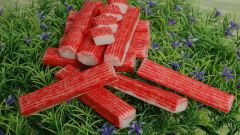 Из чего делают крабовые палочки