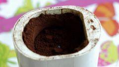 Как смолоть зерна кофе
