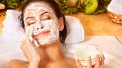 Как освежить лицо с помощью маски