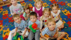 Когда можно отдать ребенка в детский сад