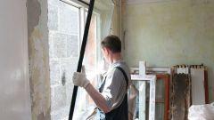 Как правильно демонтировать пластиковые окна