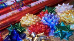 Как сделать подарочную упаковку самому