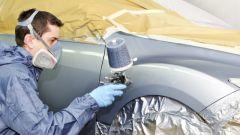 Как подготовить машину к покраске