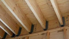 В каких домах можно делать деревянные перекрытия
