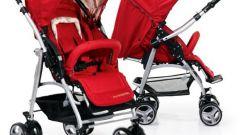 Наиболее легкие детские коляски-прогулки