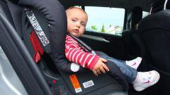 С какого возраста можно сажать ребенка вперед